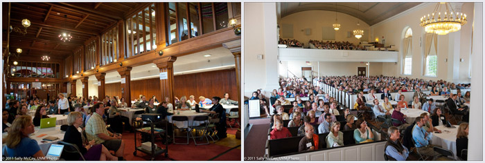 Annual Conference 2011 at UVM