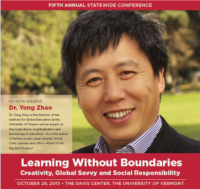 Learning Without Boundaries: Creativity, Global Savvy and Social Responsibility