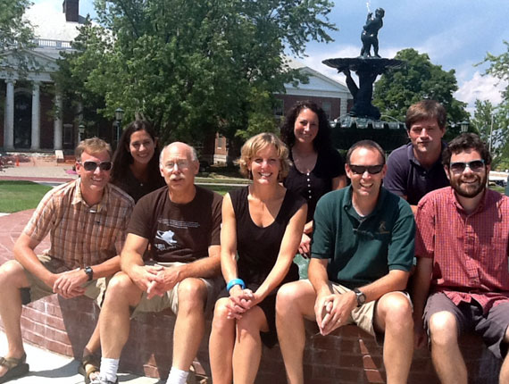 Vermont Secondary School Teachers Summer School Participants at UVM